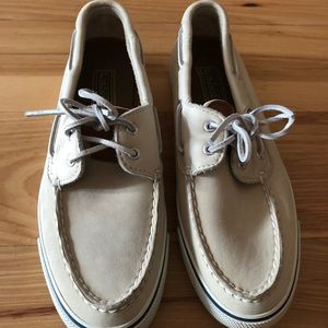 Sperry Topsiders, size 9